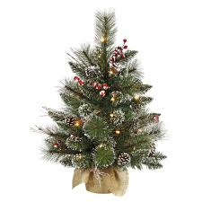 brilliant decoration small artificial tree buy frosted