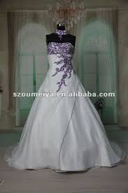 Purple Wedding Dresses Wedding Dresses With Purple Accents Wedding Dresses Wedding
