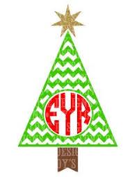 monogram christmas christmas tree monogram christmas ideas christmas