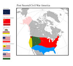 second usa post second civil war us by party9999999 on deviantart