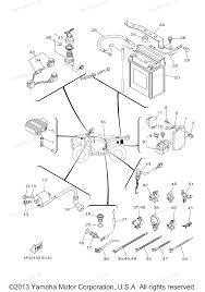 yamaha xt 250 wiring diagram wiring diagram and schematic design
