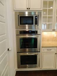 separate microwave and double oven bimpe u0027s house pinterest