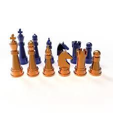 Designer Chess Sets by Kirakira Learn 3d Design