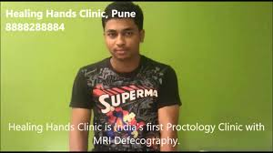 pilonidal cyst mri patient was operated for pilonidal sinus twice in past finally