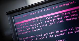 Which Flashing Light Tells You To Enter A River Lock Petya U0027 Ransomware Cyberattack How To Tell If You U0027re At Risk Or