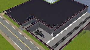 mod the sims multi story garages terrain level acces to more