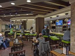 Orlando Airports Map by Shops U0026 Restaurants Orlando International Aiport Mco