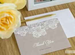 personalized thank you cards custom thank you cards 75 giveaway the elli