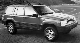 lowered jeep wagoneer 1997 jeep cherokee pictures history value research news