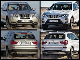 bmw x3 f25 lci facelift 2014 20d 190 hp xdrive