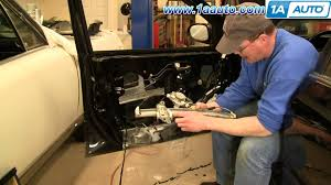 nissan maxima a33 service manual how to install replace front power window regulator nissan maxima