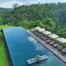 Beautiful Pools 9 Luxury Resort Pools In Bali Where You Can Swim In On A Day Pass