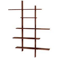 Display Shelving by Home Decorators Collection 66 In X 50 In Deluxe Tall Display