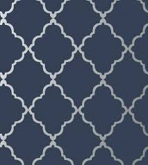 klein trellis wallpaper by anna french jane clayton