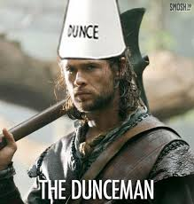 Cap Memes - vh huntsman dunce cap