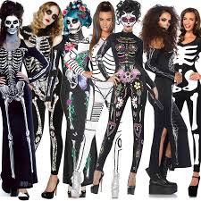 skeleton halloween costumes for women halloween costumes ghost promotion shop for promotional halloween