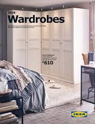 wardrobe brochure 2018