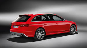 2013 audi rs4 avant official details and mega gallery