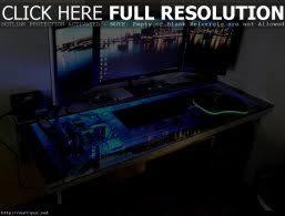 Gaming Computer Desks Gorgeous Gaming Computer Desk Make You Inspired Beautiful Gamer