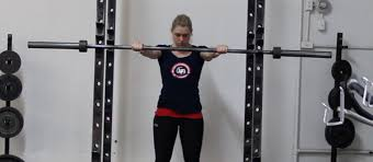 How Much Does A Bench Bar Weigh Strength Training 101 The Overhead Press Nerd Fitness