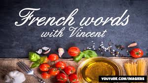 learn french words for cooking and restaurant part 1 youtube