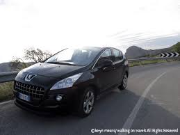 peugeot car hire europe renting in sicily with nova car hire