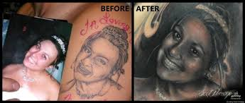 world u0027s worst portrait tattoo u0027 fixed by artist scott versago at