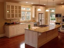 How To Paint Oak Kitchen Cabinets White Oak Kitchen Cabinets Visionexchange Co