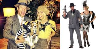 Gangster Costumes Halloween Halloween Costume Ideas Couples Costumemodels