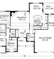 Sample House Floor Plans Blueprint Of House Plan
