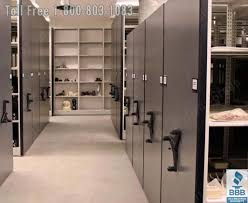 museum compact shelving collection storage cabinets archival