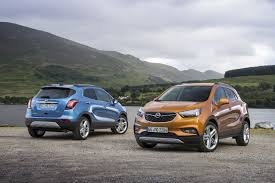 opel mokka interior 2017 opel mokka x now available in uae showrooms carmagram