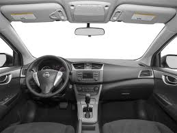 nissan sedan 2016 interior 2015 nissan sentra price trims options specs photos reviews