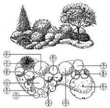 design plans best 25 landscape plans ideas on privacy landscaping