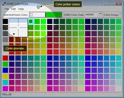 html color picker no superdownloads download de jogos programas