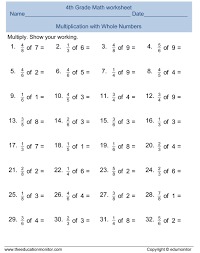 Subtracting Fractions With Unlike Denominators Worksheets Math Fraction Worksheets 3rd Grade Free With Equivalent Fractions