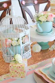 bridal tea party diy vintage tea party bridal shower