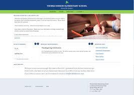 online class website news theme sle class page echalk online help