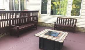 2x4 Outdoor Furniture by Diy 2x4 Patio Bench Howtospecialist How To Build Step By Step