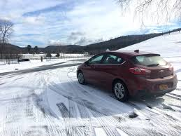 lexus ls in snow how to drive in the snow business insider