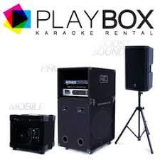 karaoke rentals playbox karaoke rental party equipment rentals 54 e 13th st