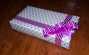 how to wrap a gift professionally at home youtube