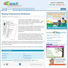 reading comprehension reading u0026 writing pearltrees
