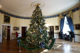 The Inside Of The White House The White House Unveils Christmas Decorations Curbed Dc