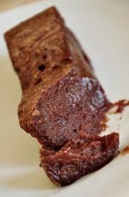 cuisine sans farine recette fondant crème de marrons et chocolat sans farine 750g