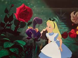 animation collection original production cel alice
