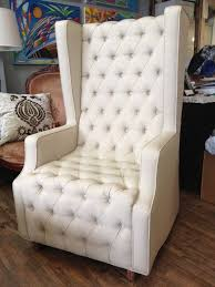 Oversized Armchairs Furniture Oversized White Armchair Chair Home Interior Design