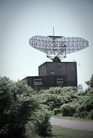 the abandoned air force radar antenna at montauk air force station