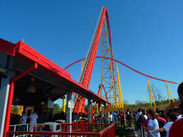 Six Flags In America The 21 Most Terrifying Roller Coasters In America