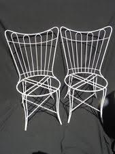 Retro Patio Chair Homecrest Antiques Ebay